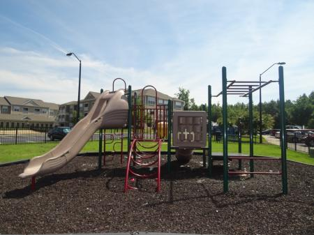 Community Children's Playground | Apartment Homes in Knightdale, NC | Greystone at Widewaters