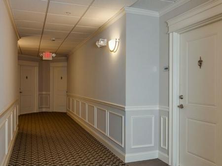 Spacious Hallway | Apartments In Bound Brook NJ | Queens Gate