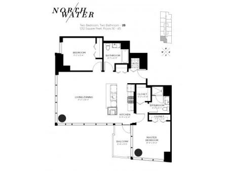 Two Bedroom- 2B