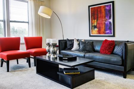 Elegant Living Room | Apartments In Malvern PA | Eastside Flats