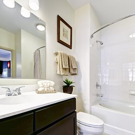 Spacious Bathroom | Apartments Near Malvern PA | Eastside Flats