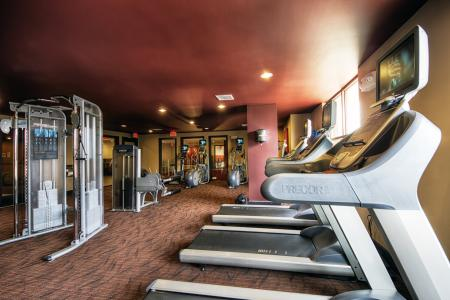 State-of-the-Art Fitness Center | Malvern PA Apartments | Eastside Flats