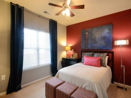 Spacious Master Bedroom | Apartments Homes for rent in Fairfax, VA | Lincoln at Fair Oaks Apartments