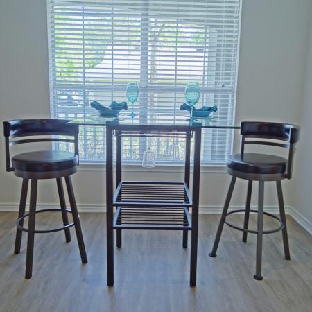 Spacious Dining Room | Apartment in Durham, NC | Lodge at Southpoint Apartments