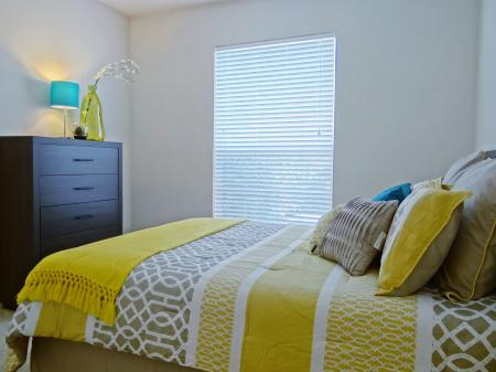 Elegant Master Bedroom | Apartments Durham, NC | Lodge at Southpoint Apartments