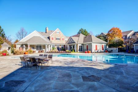 Swimming Pool | Apartment Homes in Durham, NC | Lodge at Southpoint Apartments