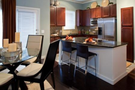 Lincoln park at Trinity Bluff | Apartments for rent in fort worth