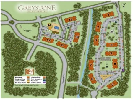 Apartment in Knightdale, NC | Greystone at Widewaters