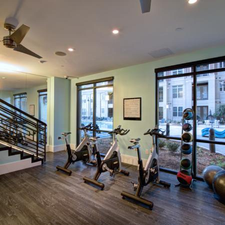 Resident Fitness Center | Apartments For Rent In Charlotte NC | LaVie SouthPark