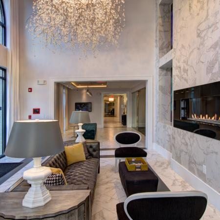 Elegant Resident Club House | Apartments In Downtown Charlotte NC | LaVie SouthPark