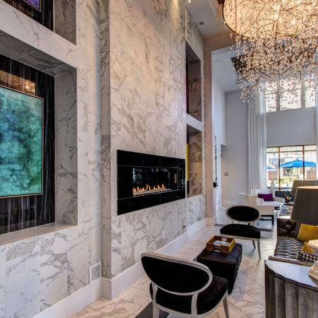 Elegant Resident Club House | Apartments In Downtown Charlotte NC | LaVie SouthPark 1