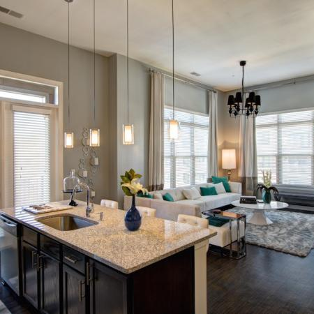 Spacious Dining Room | Apartments In Charlotte | LaVie SouthPark