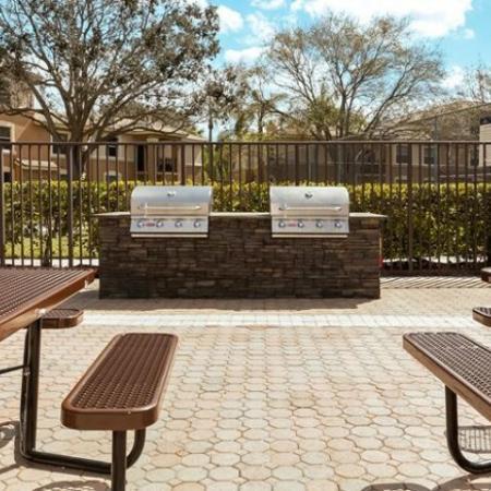 Resident BBQ | Apartments in Pembroke Pines, FL | Alvista Pembroke Landings