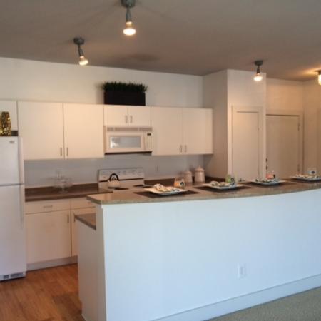 Spacious Bathroom | Dallas TX Apartment For Rent | 5225 Maple Avenue Apartments