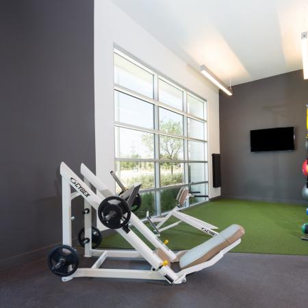 State-of-the-Art Fitness Center | Apartment Homes in Austin, TX | Gallery at Domain