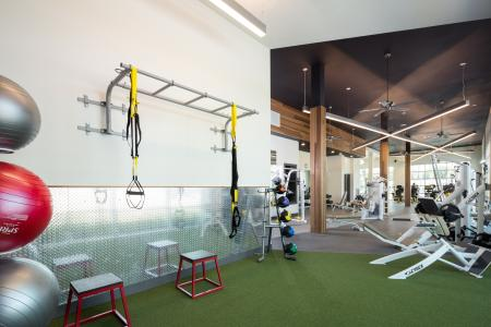 Resident Fitness Center | Apartments Austin, TX | Gallery at Domain