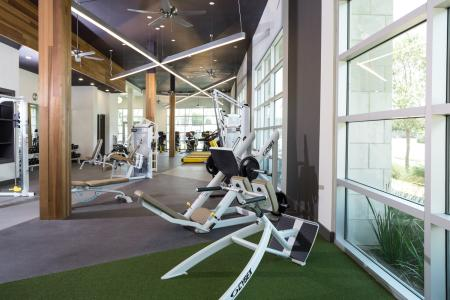 Community Fitness Center | Apartment in Austin, TX | Gallery at Domain