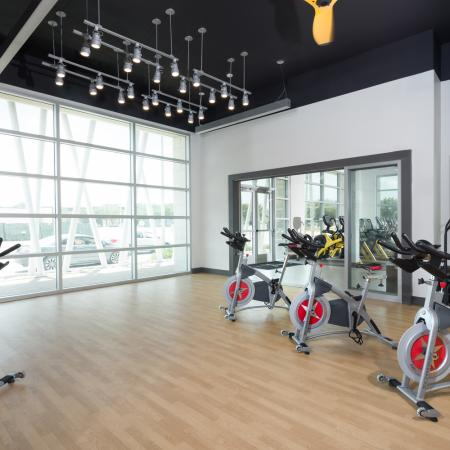 Spacious Community Club House | Austin TX Apartments For Rent | Gallery at Domain
