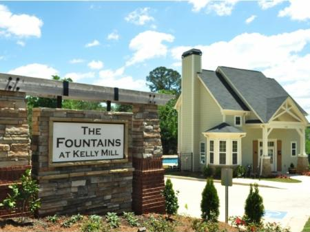 Apartments for rent in Cumming, GA | Fountains at Kelly Mill