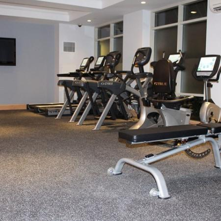 State-of-the-Art Fitness Center | Apartment Homes in Burlington, MA | Kimball Towers
