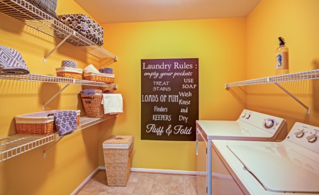 In-home Laundry| Apartments Homes for rent in Centreville, VA | Bent Tree