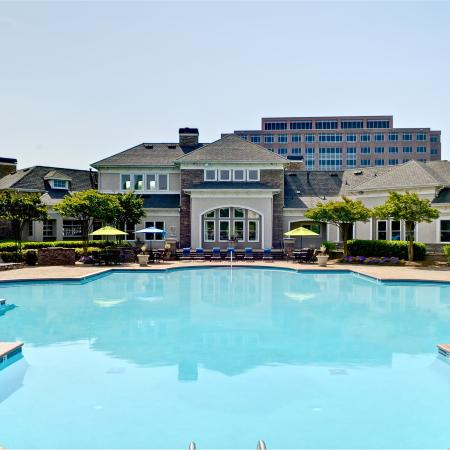 Sparkling Pool | Apartments for rent in Atlanta, GA | Aspire Lenox Park