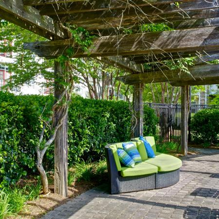 Resident Sun Deck | Atlanta GA Apartment For Rent | Aspire Lenox Park
