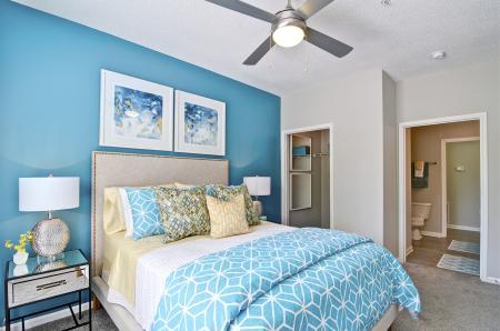 Luxurious Master Bedroom | Apartment in Atlanta, GA | Aspire Lenox Park