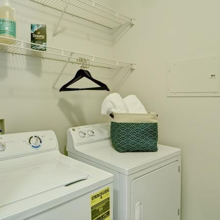 In-home Laundry| Apartments Homes for rent in Atlanta, GA | Aspire Lenox Park