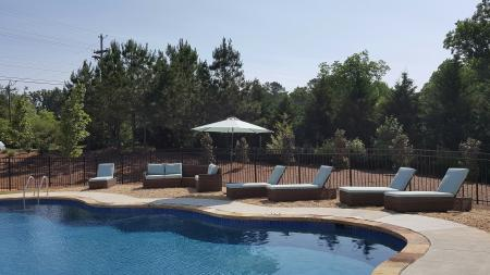 Swimming Pool | Apartment Homes in Cumming, GA | Fountains at Kelly Mill