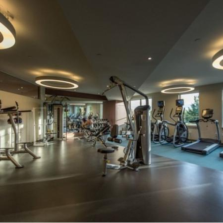 State-of-the-Art Fitness Center | Apartment Homes in Medford, MA | Lumiere