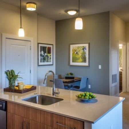 State-of-the-Art Kitchen | Medford MA Apartment Homes | Lumiere