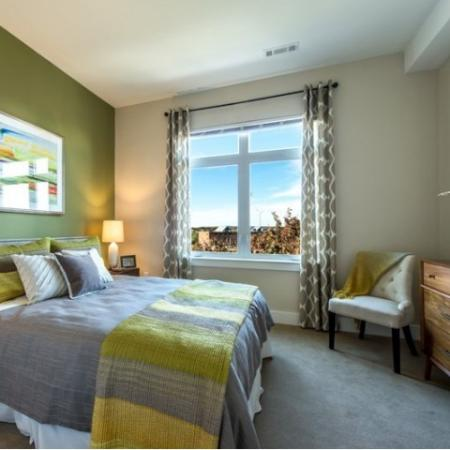 Spacious Bedroom | Medford MA Apartment Homes | Lumiere