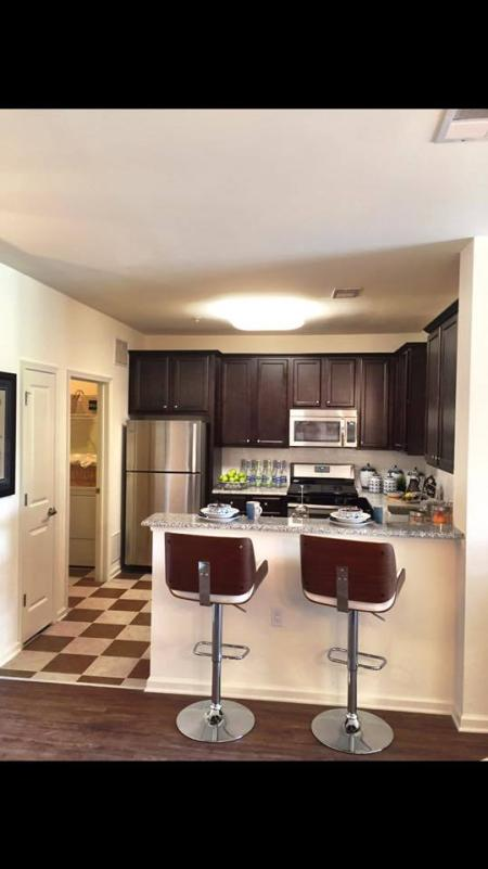 State-of-the-Art Kitchen | Apartments Edison NJ | Queens Gate