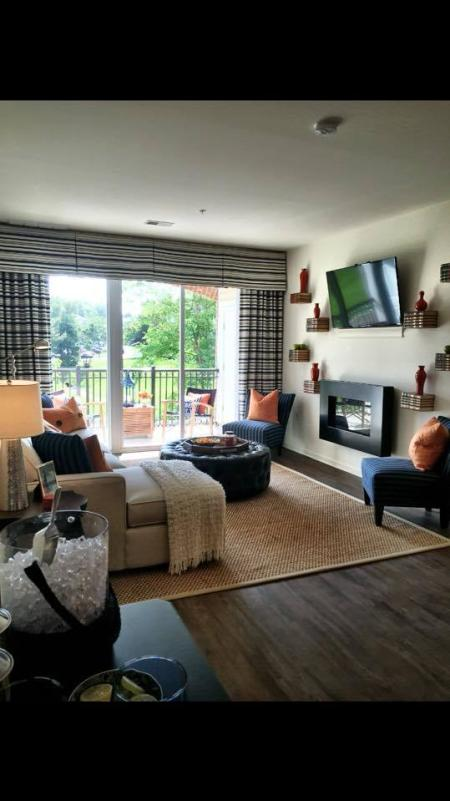 Resident Game Room | Apartments In Bound Brook NJ | Queens Gate