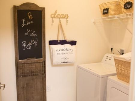 In-home Laundry| Somerville Apartments NJ | Queens Gate