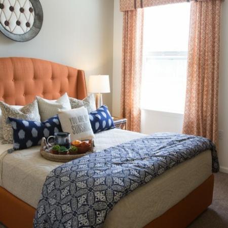 Spacious Bedroom | Apartments Edison NJ | Queens Gate