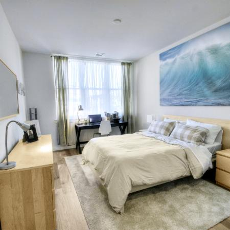 Luxurious Master Bedroom | Apartment in Hoboken, NJ | 1125 Jefferson