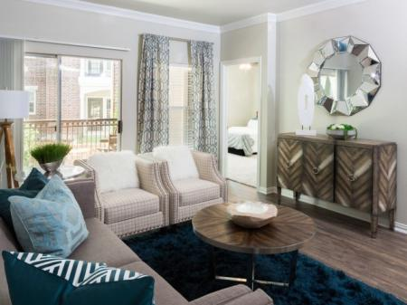 Spacious Living Room | Grapevine Apartments | Grapevine Twenty Four 99 Apartments