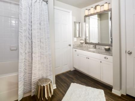 Spacious Bathroom | Apartments Dallas Tx | Grapevine Twenty Four 99 Apartments