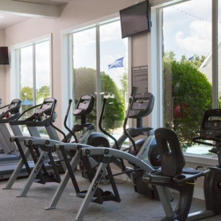 Cutting Edge Fitness Center | Apartments In Grapevine Texas | Grapevine Twenty Four 99 Apartments