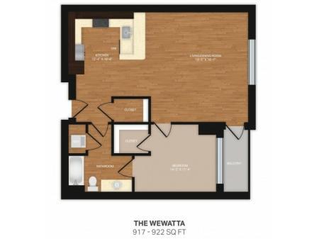 The Wewatta