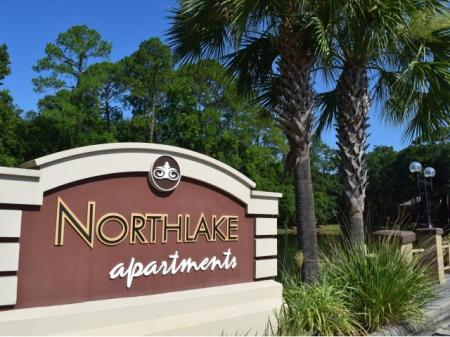 Northlake Signage | Northlake Apartments