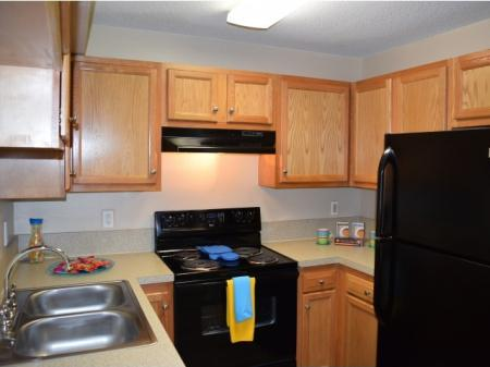 Lovely Kitchens | Northlake Apartments