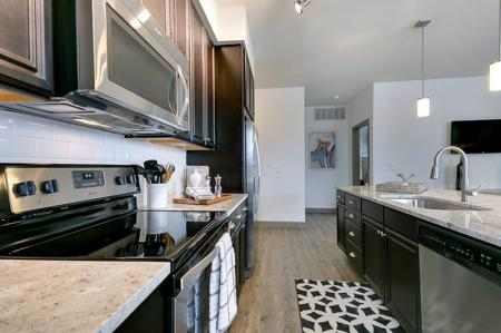State-of-the-Art Kitchen | Apartments For Rent In Mckinney Texas | McKinney Village