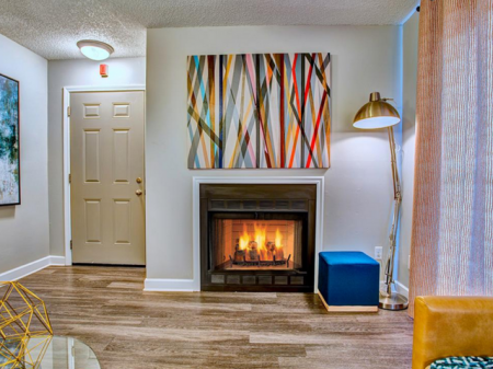 Spacious Living Room | Apartments in Nashville, TN | Bellevue West