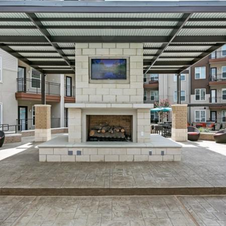 Spacious Resident Club House | Apartment in Las Colinas, TX | Alexan Las Colinas