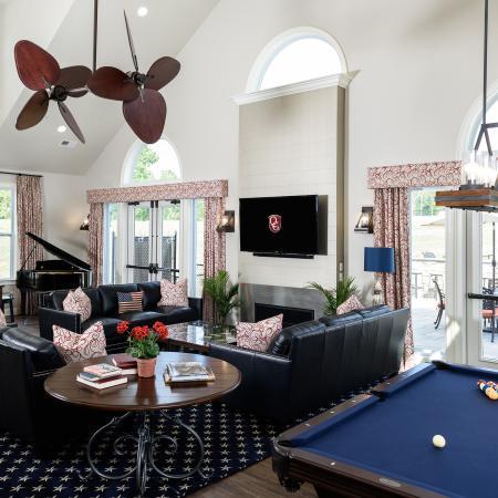 Spacious Community Club House | Edison NJ Apartments | Queens Gate