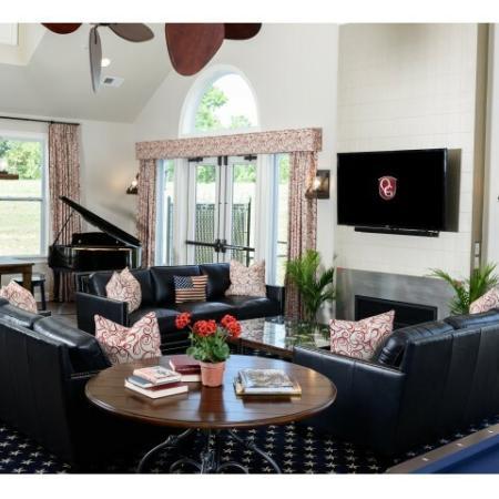 Elegant Community Club House | Apartment For Rent Edison NJ | Queens Gate