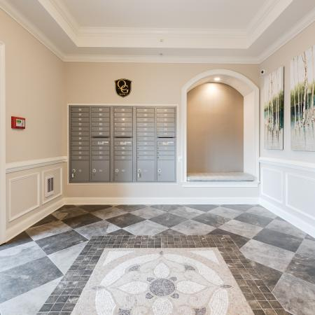 Resident Package Delivery | Apartments Edison NJ | Queens Gate